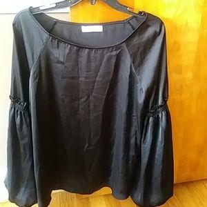 Bailey/44 black blouse